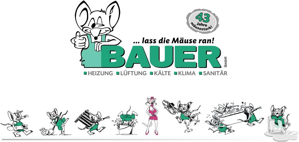 heizung Bauer Logo